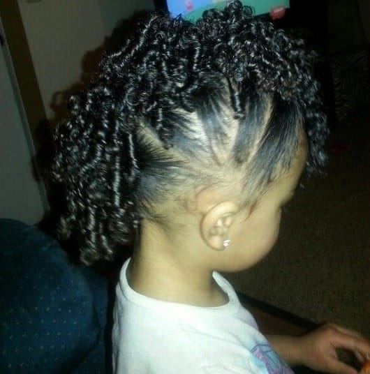 biracial hairstyles for toddler